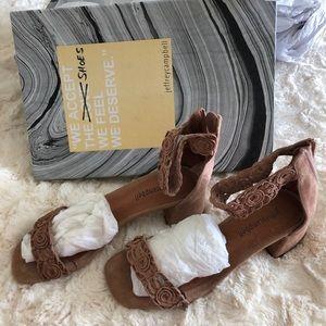 NWT Jeffrey Campbell sandals